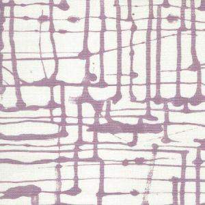 AC990T-05TLC TWILL Lavender on Tint Quadrille Fabric