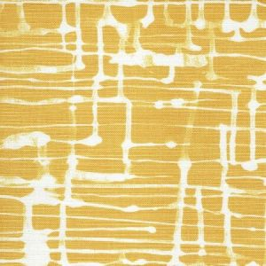 AC995T-09TLC TWILL REVERSE Inca Gold on Tint Quadrille Fabric
