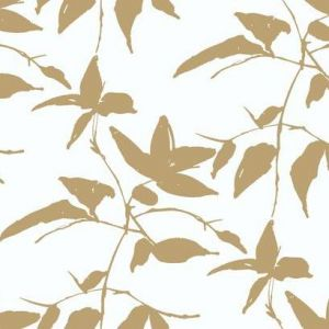 AF6511 Persimmon Leaf York Wallpaper