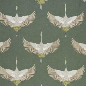 ALDRIN 2 BASIL Stout Fabric
