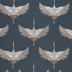 ALDRIN 4 SLATE Stout Fabric