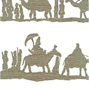 AM100045-16 TIMBUKTU White Kravet Fabric