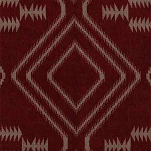 AM100059-916 NAVAHO Red Kravet Fabric