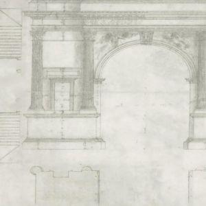 AMW10020-116 AUGUSTUS Pencil Kravet Wallpaper