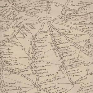 AMW10047-16 TRAVELLER Parchment Kravet Wallpaper
