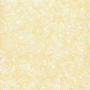 AP404-06 INTERWEAVE Inca On Almost White Quadrille Wallpaper