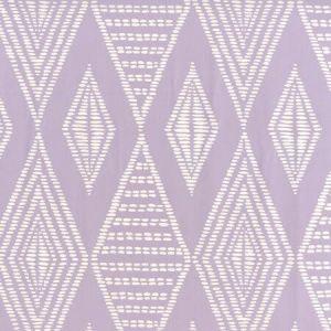 AP855-04 SAFARI Soft Lavender On Almost White Paper Quadrille Wallpaper