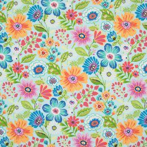 B8877 Aqua Greenhouse Fabric