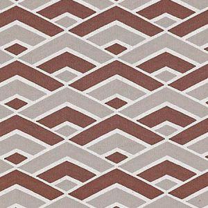 B8 0002 GRAZ GRAZIA Brick Scalamandre Fabric