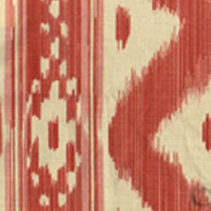 2020-02 BALI HAI Salmon on Tint Quadrille Fabric