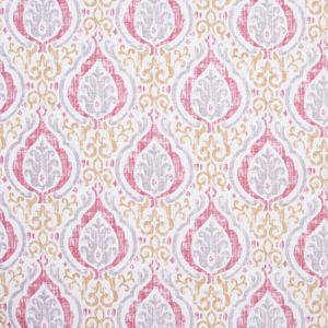 BE BRAVE Cinnamon Carole Fabric