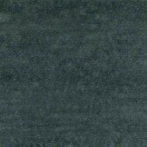 BF10827-615 ALMA VELVET Teal GP & J Baker Fabric