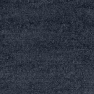 BF10827-680 ALMA VELVET Indigo GP & J Baker Fabric