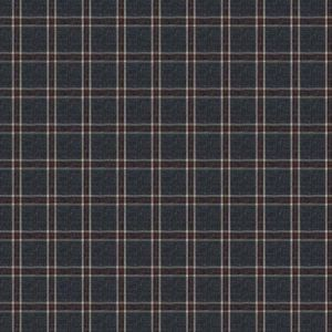 BLAZE Indigo Fabricut Fabric