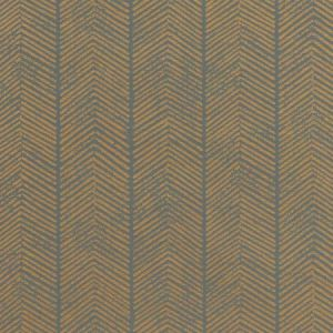 BW45085-5 HERRINGBONE Charcoal Bronze GP & J Baker Wallpaper