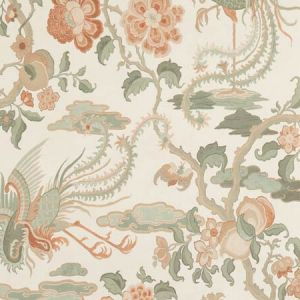 BW45087-1 CHIFU Blush GP & J Baker Wallpaper
