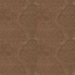 CARESSA Terra Cotta Stroheim Fabric