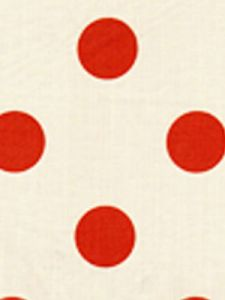2120-04 CHARADE Red Dot on Tint Custom Only Quadrille Fabric