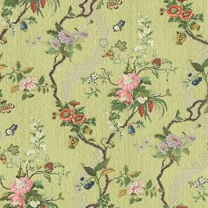 CL 000326728 APRILE Green Scalamandre Fabric
