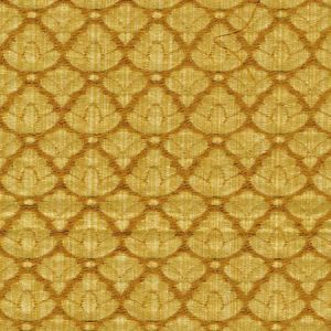 CL 0004 26714A RONDO FR Gold Ochre Scalamandre Fabric