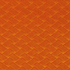 CL 0008 36433 ARGO CANESTRINO Arancio Scalamandre Fabric
