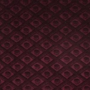 CL 0012 36434 ARGO TRELLIS Bordeaux Scalamandre Fabric