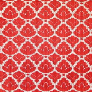 CL 0024 26714 RONDO Rosso Scalamandre Fabric