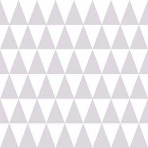 DD128842 Verdon Geometric Light Grey Brewster Wallpaper