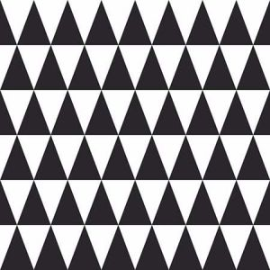 DD128845 Verdon Geometric Black Brewster Wallpaper