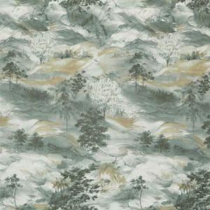 DECATUR 2 BASIL Stout Fabric