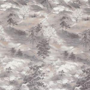 DECATUR 4 GREY Stout Fabric