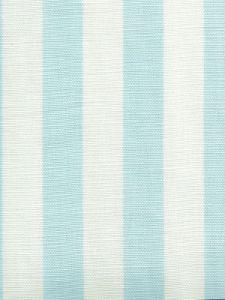 6167-01 DUNE Bali Blue on White Quadrille Fabric
