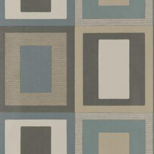 EW15020-615 MORO Teal/Indigo Threads Wallpaper