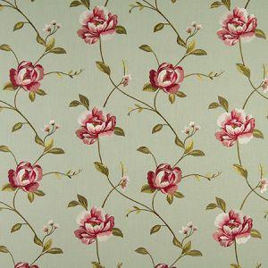 F0352/02 ALDERLEY Eau De Nil Clarke & Clarke Fabric
