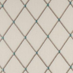F0355/01 MARTON Duckegg Clarke & Clarke Fabric