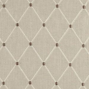 F0355/04 MARTON Linen Clarke & Clarke Fabric