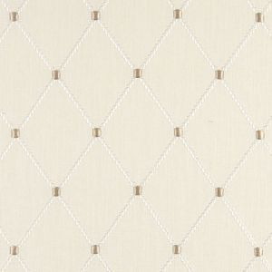 F0355/06 MARTON Natural Clarke & Clarke Fabric