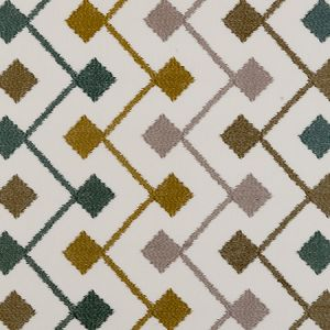 F0377/03 BIJAR Citrus Clarke & Clarke Fabric