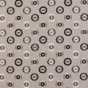 F0378/02 SHIRAZ Ebony Clarke & Clarke Fabric