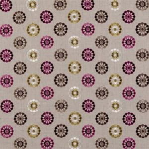 F0378/06 SHIRAZ Berry Clarke & Clarke Fabric