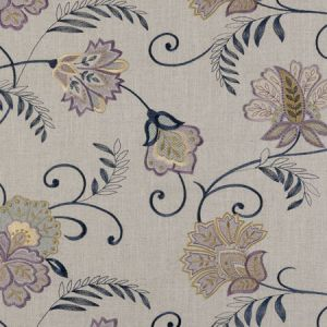 F0379/05 BUKHARA Heather Clarke & Clarke Fabric