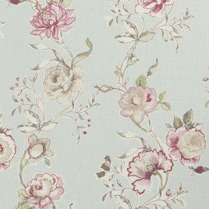 F0424/02 CLARISSE Duckegg Clarke & Clarke Fabric