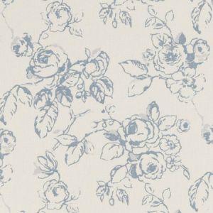 F0428/07 DELPHINE Wedgewood Clarke & Clarke Fabric