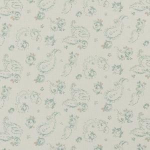 F0429/02 EVELINA Duckegg Clarke & Clarke Fabric