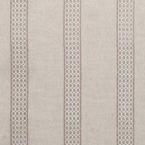 F0542/02 LALI Oatmeal Clarke & Clarke Fabric