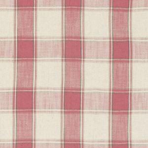 F0586/04 MONTROSE Raspberry Clarke & Clarke Fabric