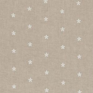 F0600/02 MITTON Natural Clarke & Clarke Fabric