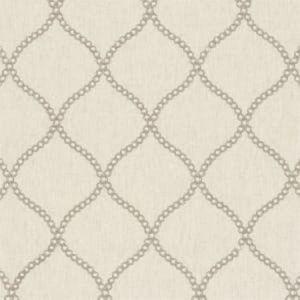 F0601/04 SAWLEY Natural Clarke & Clarke Fabric