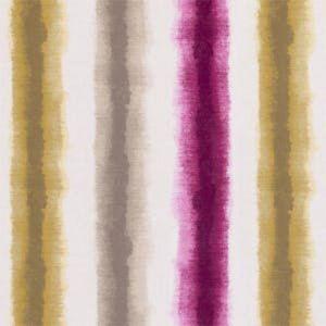 F0694/06 PAOLA Raspberry Clarke & Clarke Fabric