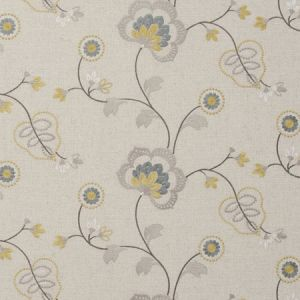 F0735/01 CHATSWORTH Acacia Clarke & Clarke Fabric